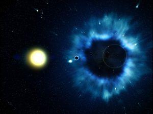 ابر سیاه چاله