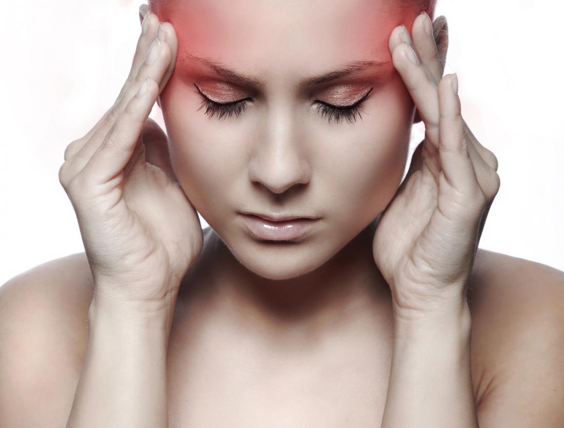 سردرد ناحیه گیج گاهی