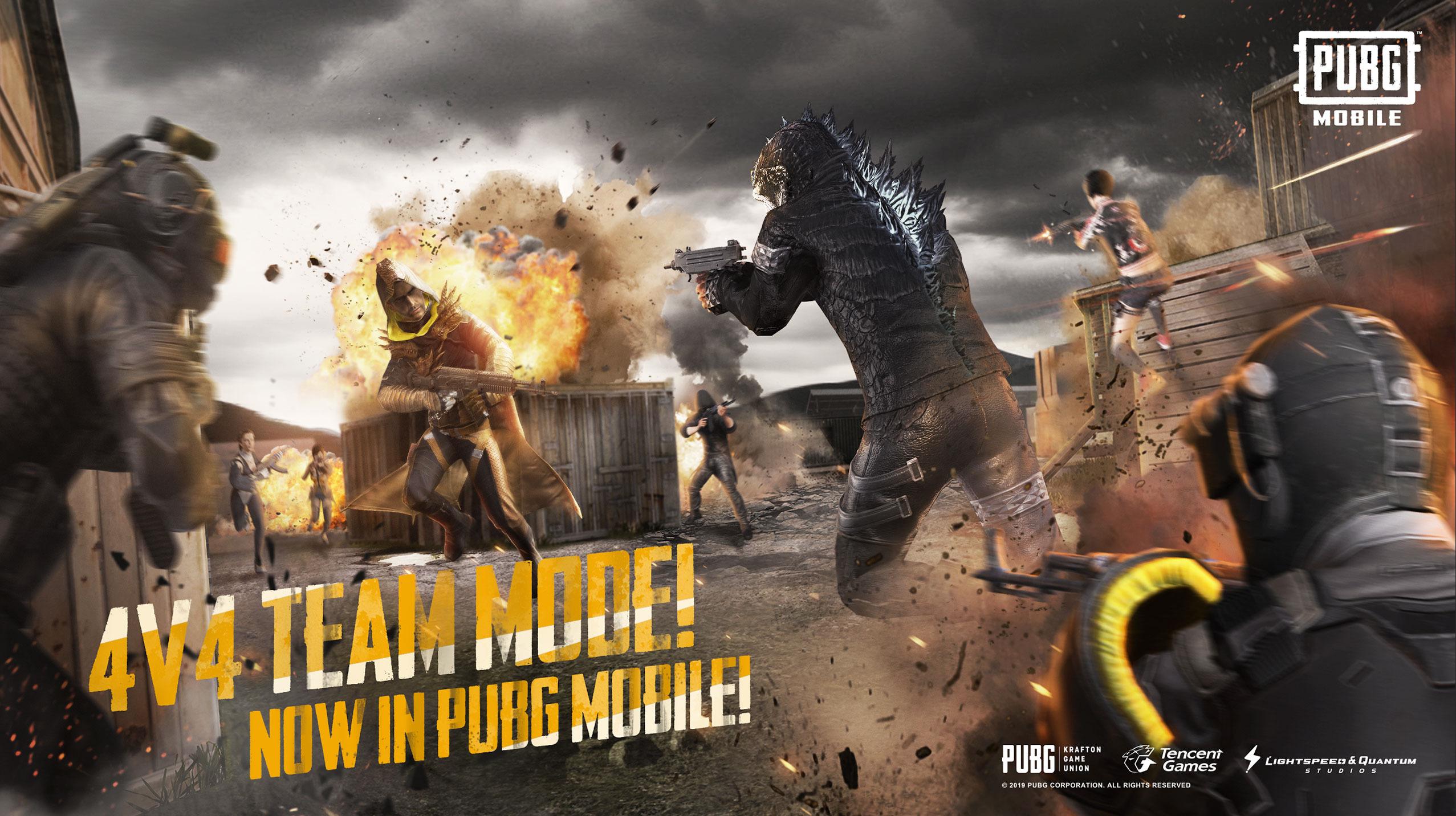 دانلود PUBG Mobile نسخه 0.13.0