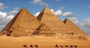 چرا در مصر مقبر های عظیم برای زندگی پس مرگ ساخته شده است