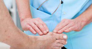 درمان متورم و باد کردن استخوان