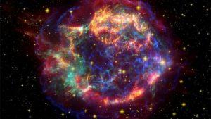 انفجار ستارگان