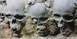 اسرار معبد مایور و اسکلت هایی که نشان از جنایتی هولناک دارند