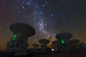 ستاره شناسی رادیویی