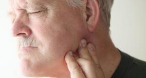 درمان درد فک صورت
