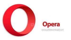 دانلود Opera v45.0.2552.881 + 12.18 Build 1873 x86/x64 - نرم افزار مرورگر اینترنت اپرا