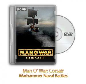 دانلود Man O' War: Corsair - Warhammer Naval Battles - بازی مردان جنگ: دزدان دریائی- جنگ کشتی های وارهمر